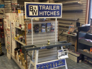 Strong, reliable trailer hitches